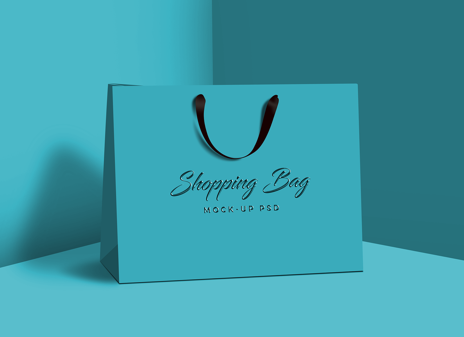 free photorealistic shopping bag mockup psd good mockups
