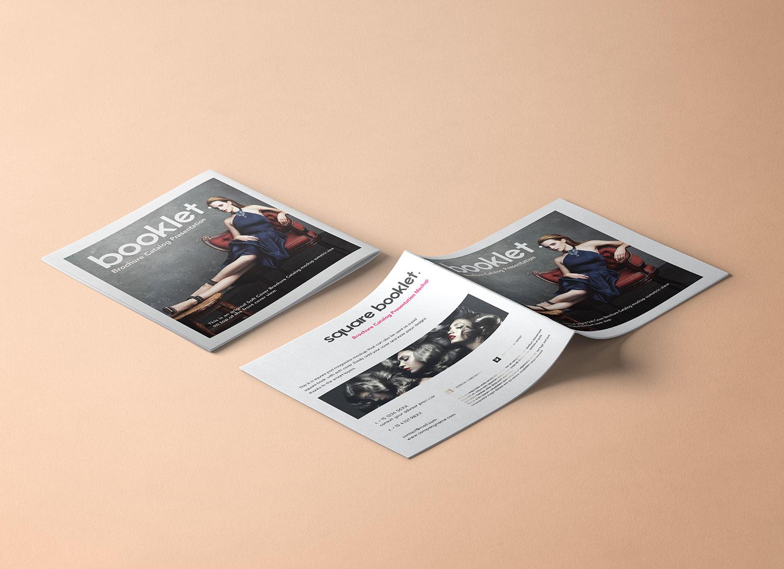 Free-Square-Title-Back-Booklet-Brochure-Mockup-PSD