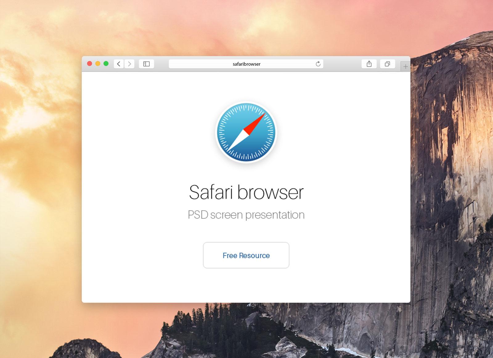 New-Safari-Browser-Mockup-PSD