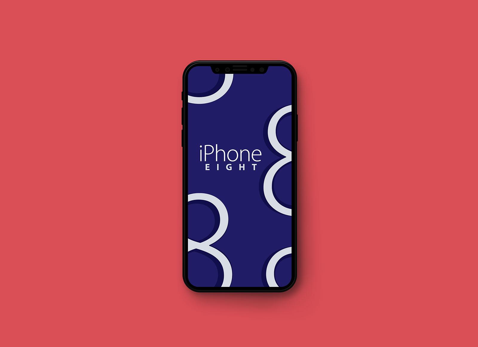 Free-Apple-iPhone-8-Mockup-PSD-2