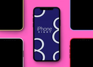 Free-Apple-iPhone-8-Mockup-PSD