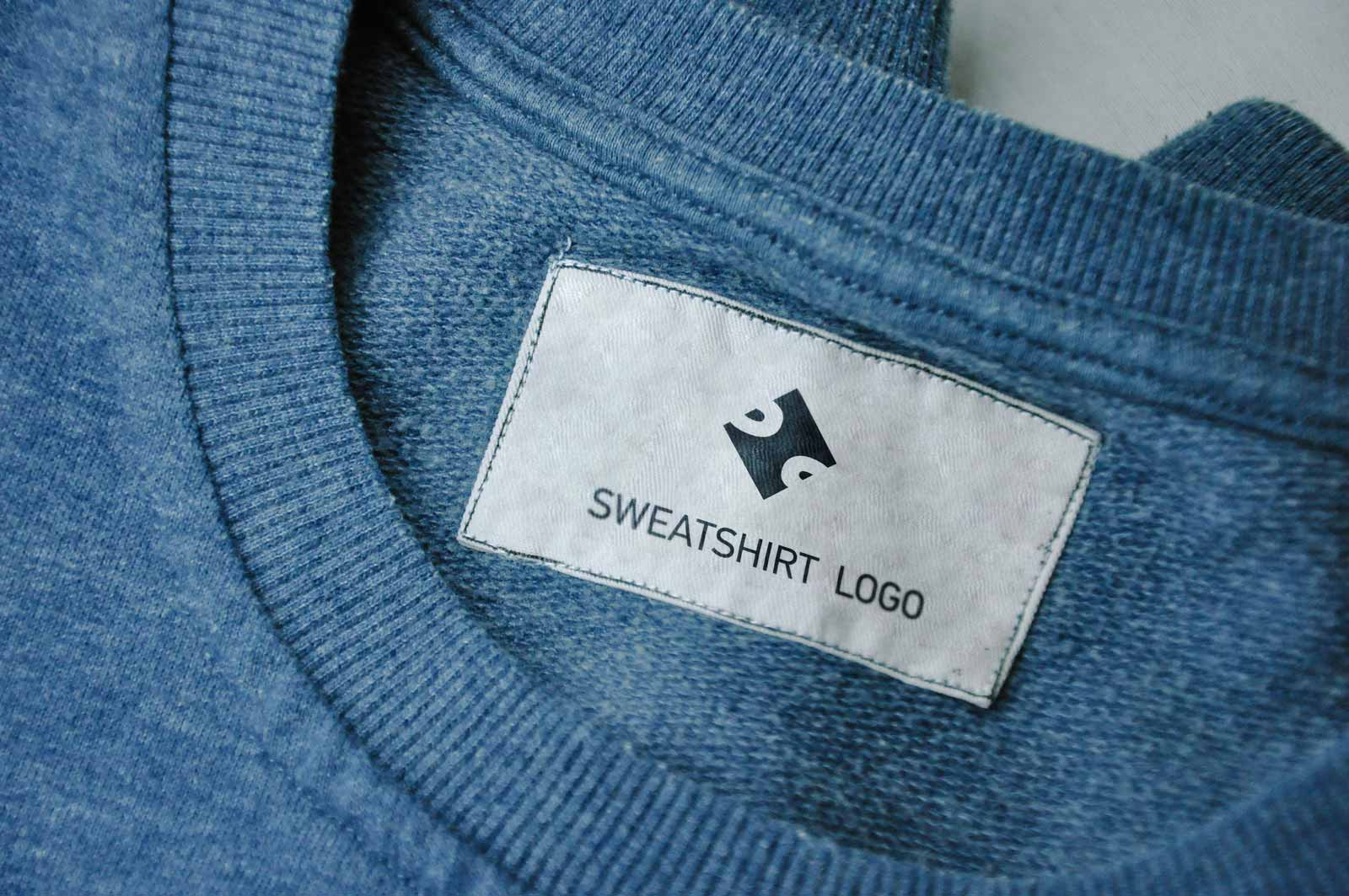 Free Clothing Sewing Jeans Amp Sweatshirt Label Tag Psd