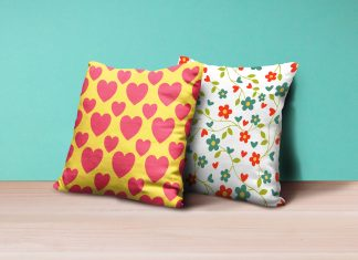 Free-Square-Pillows-Mockup-PSD-Files-2
