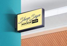 Free-Store-Wall-Mounted-Signage-Mockup-PSD