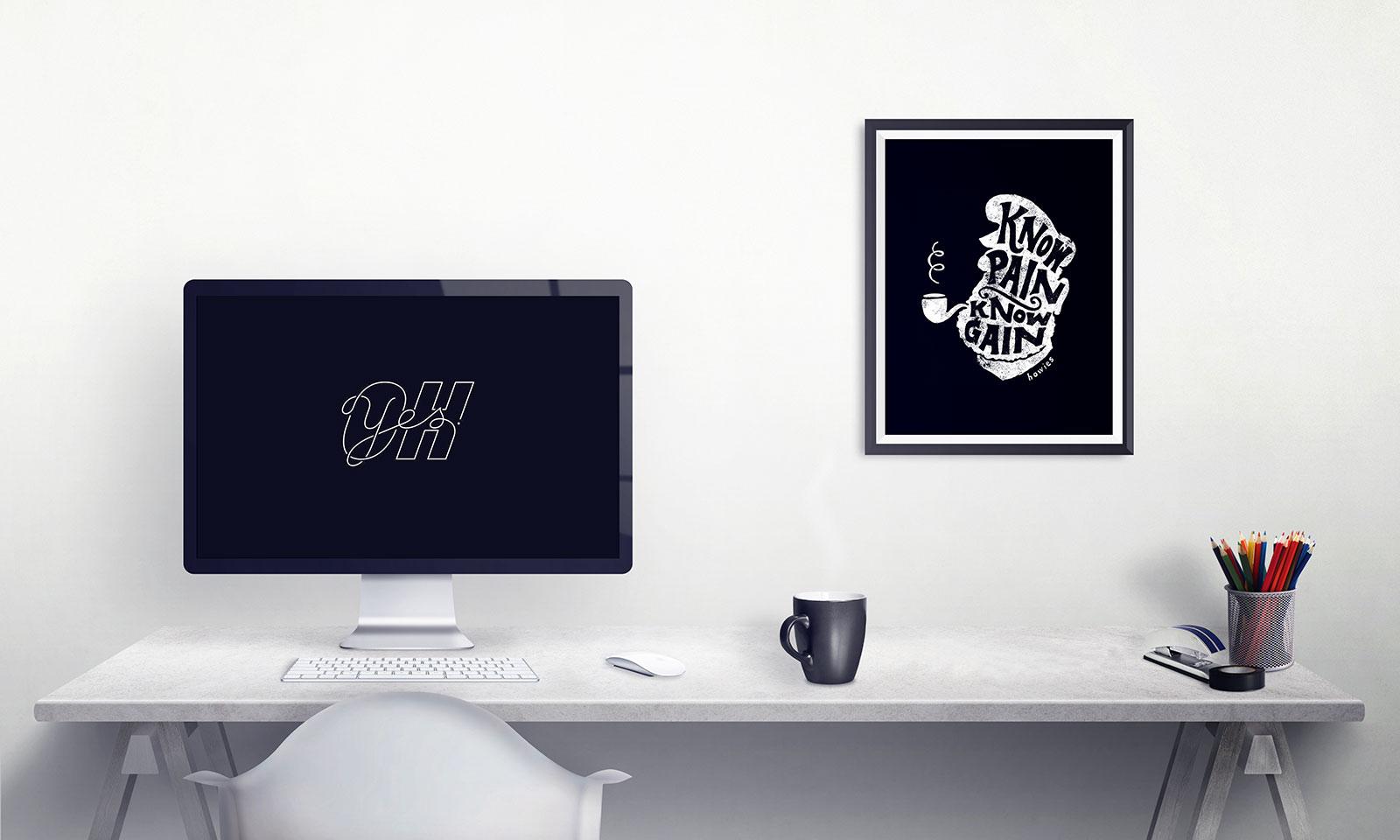 Free-iMac-&-Photo-Frame-Mockup-PSD