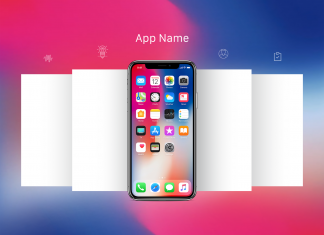 Free-iPhone-X-App-Screen-Mockup-PSD