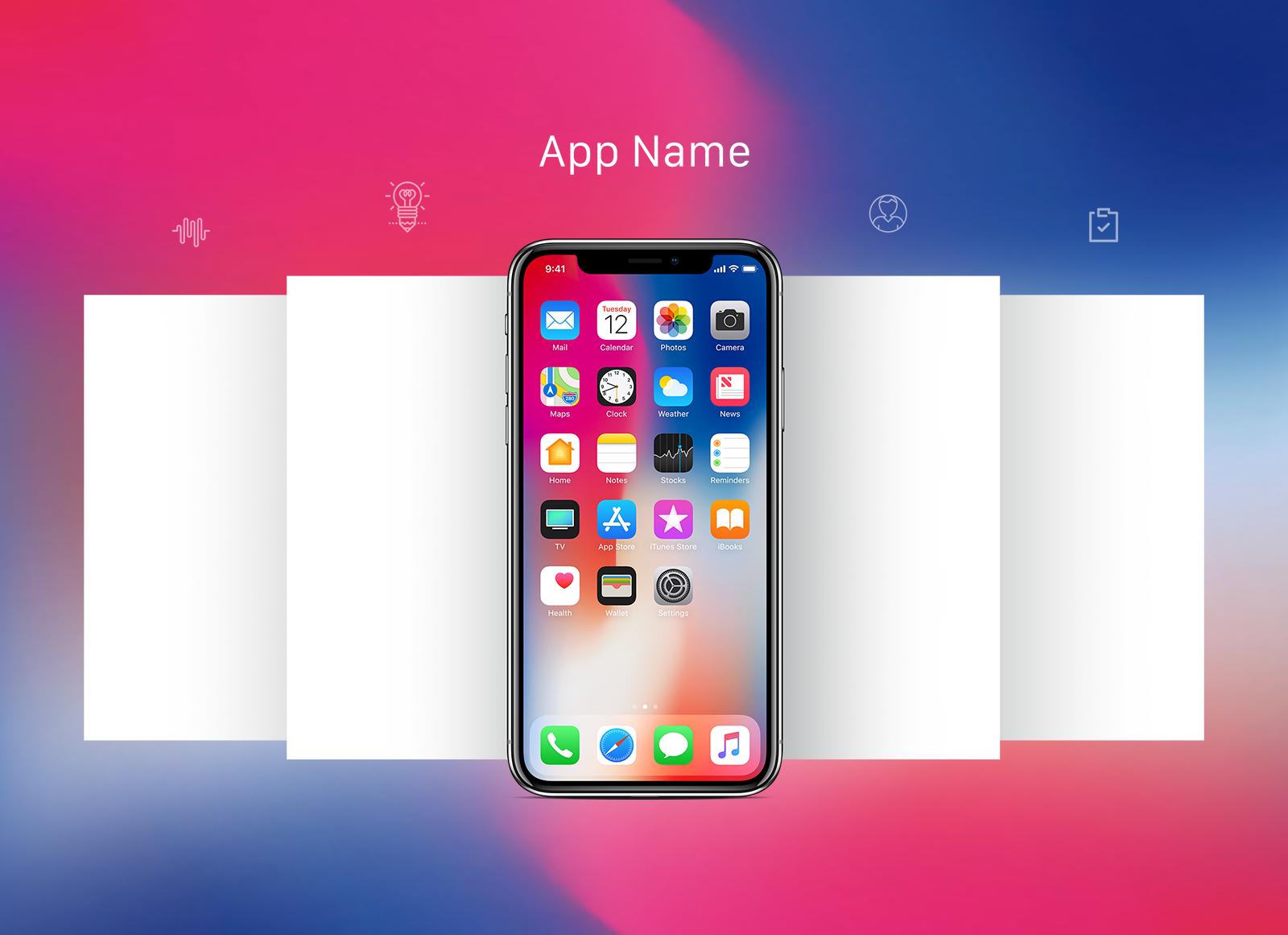 iphone mockup free