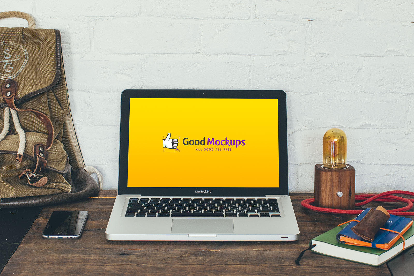 Free-Apple-MacBook-Pro-Workspace-Mockup-PSD-Files