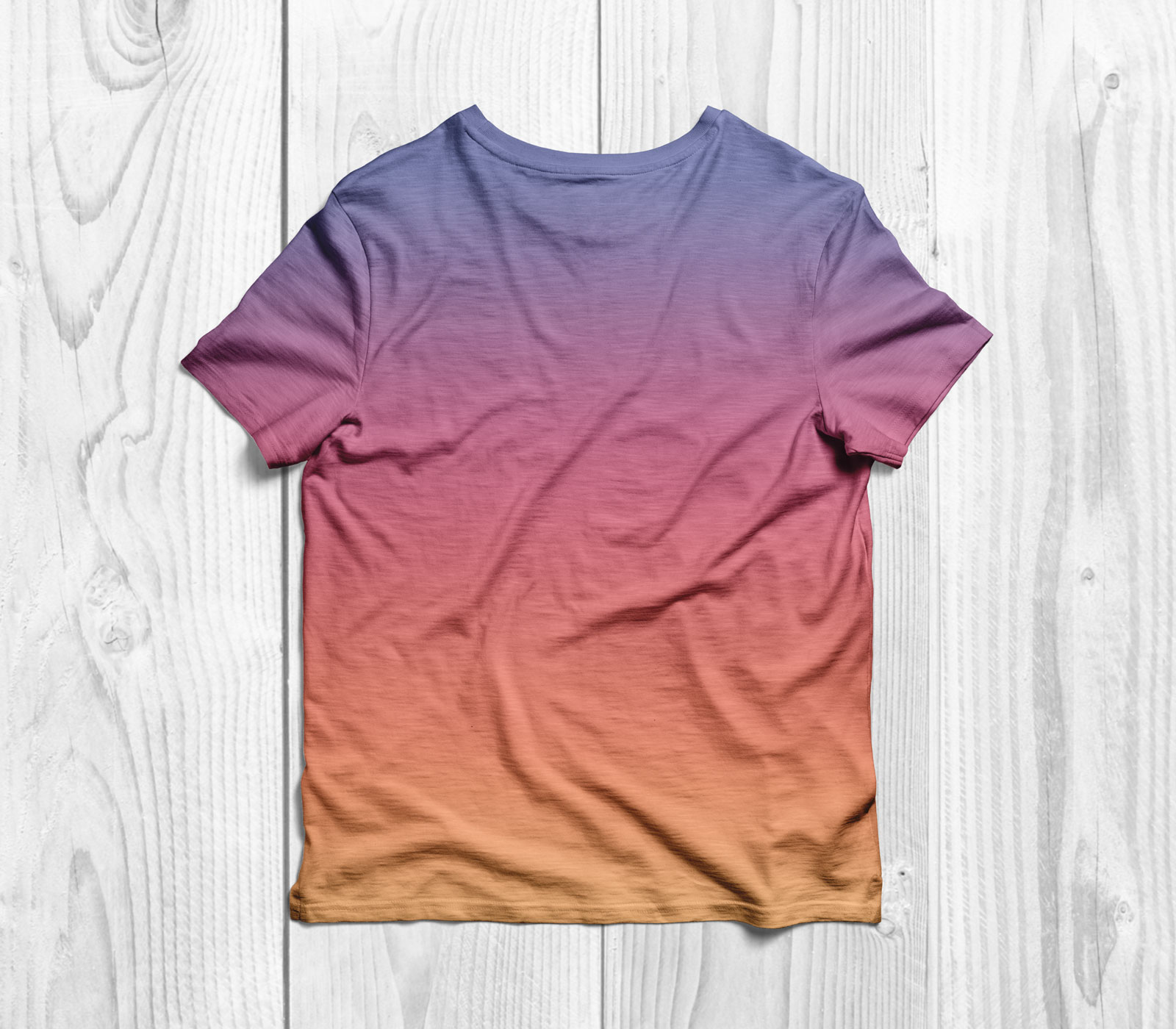 Free-Half-Sleeves-Pocket-T-Shirt-Mockup-PSD-backside