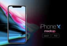 Free-High-Quality-iPhone-X-Sketch-&-PSD-Mockup