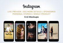 Free-Instagram-Sponsored,-Live-&-Status-Stories-UI-Mockup-PSD