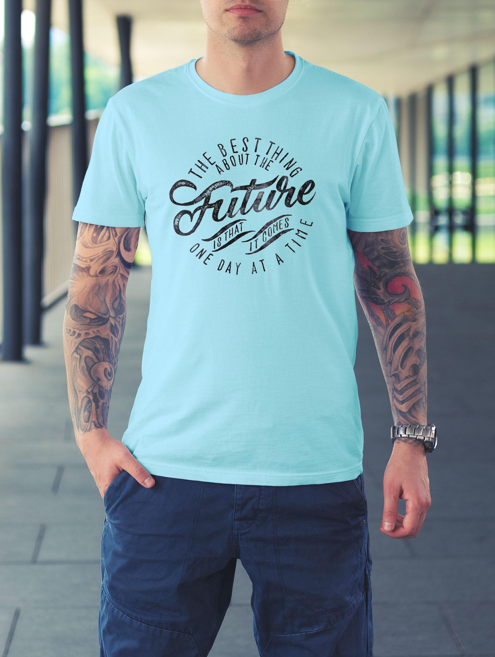 Free-Male-T-Shirt-Mockup-PSD