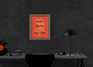 Free-Photo-Frame-Poster-Mockup-PSD-File