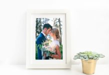 Free-Picture-Frame-Mockup-PSD-for-Wedding-Photos-&-Lettering