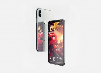Free-Reflection-Apple-iPhone-X-Mockup-PSD-File