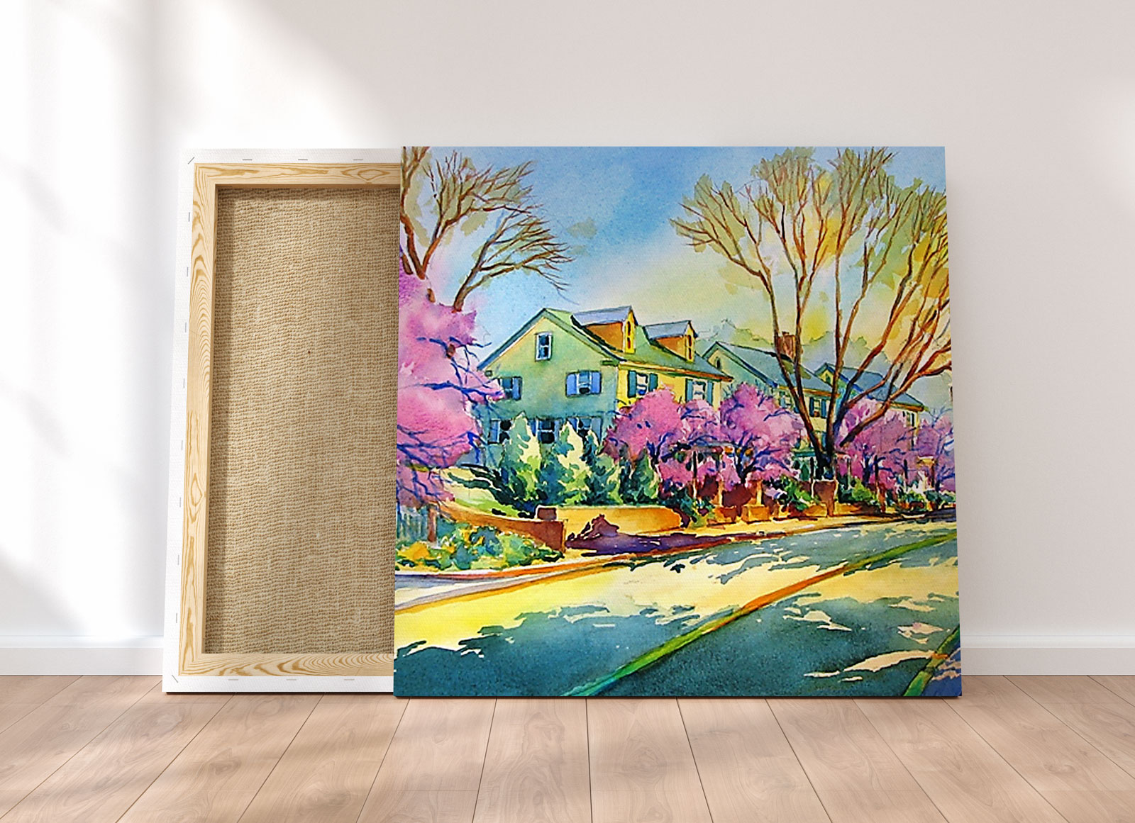 Image result for canvas mockup