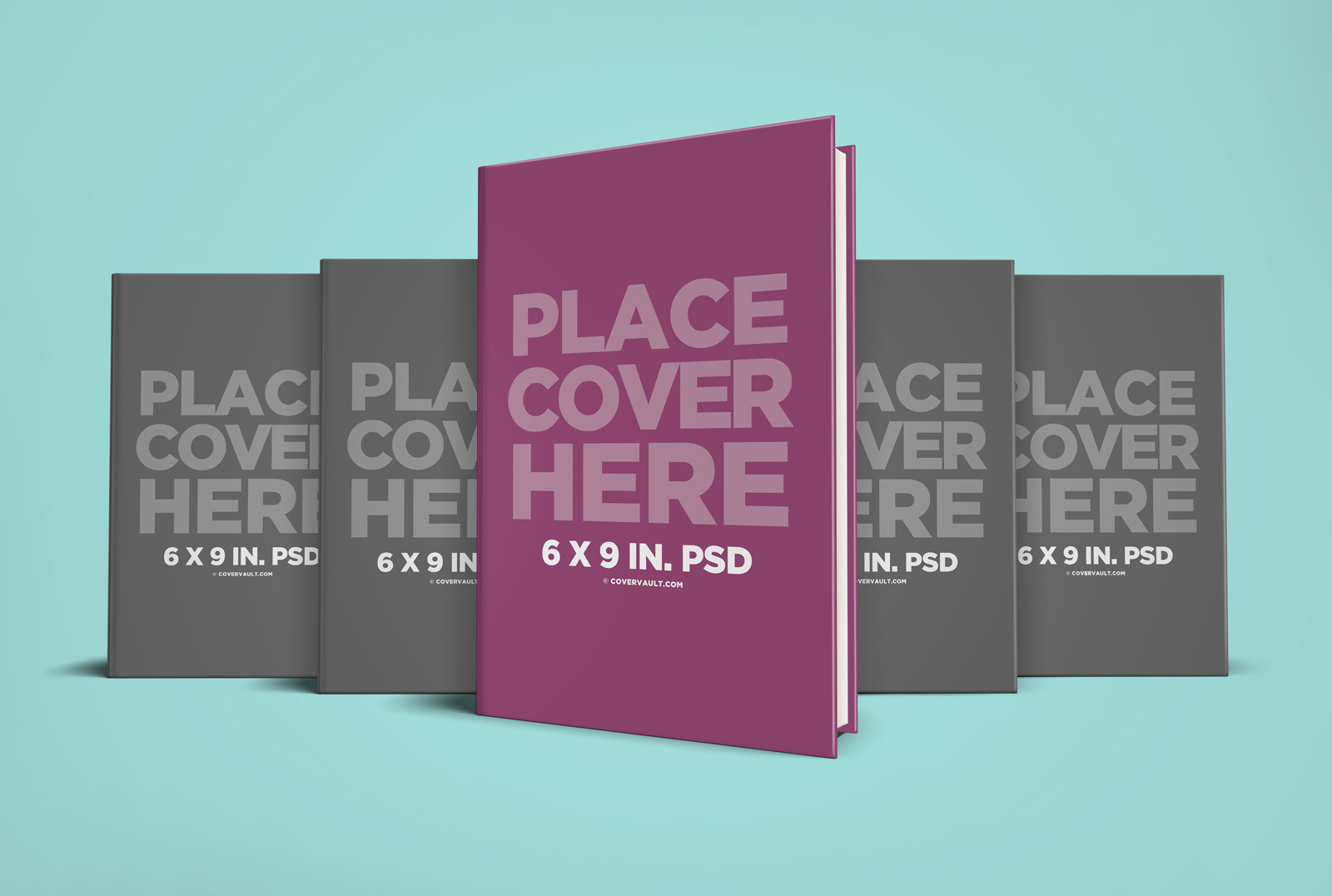 Free-Standing-Hardcover-Book-Series-Mockup-PSD