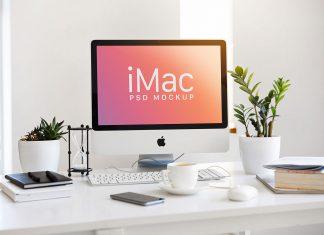 Free-Workplace-iMac-Mockup-PSD