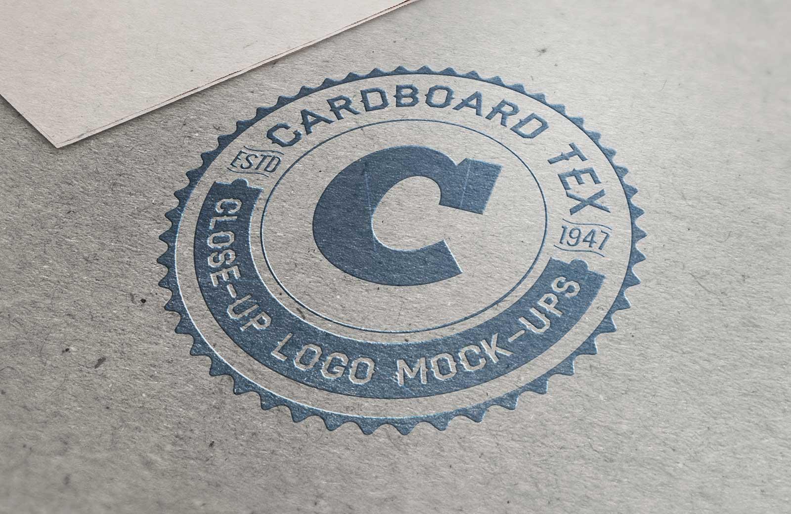 Free-cardboard-logo-mockup-PSD
