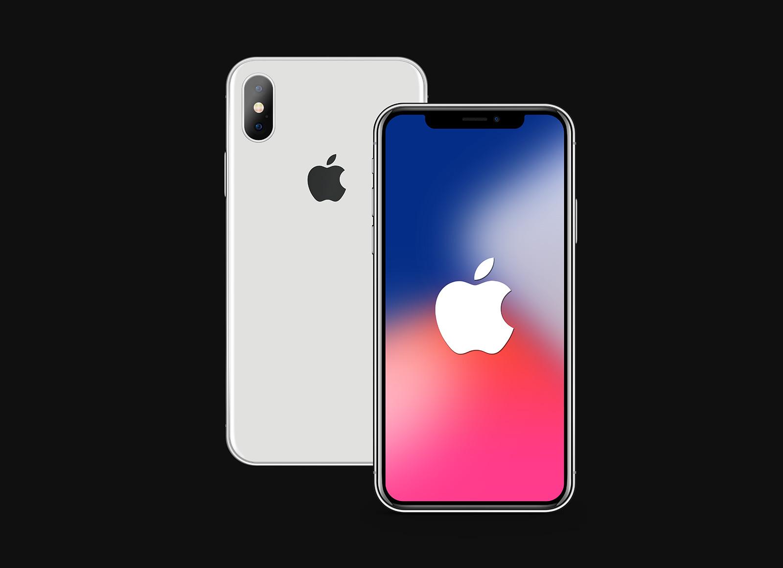 Free-iPhone-X-Font-&-Back-Mockup-PSD-Set-2