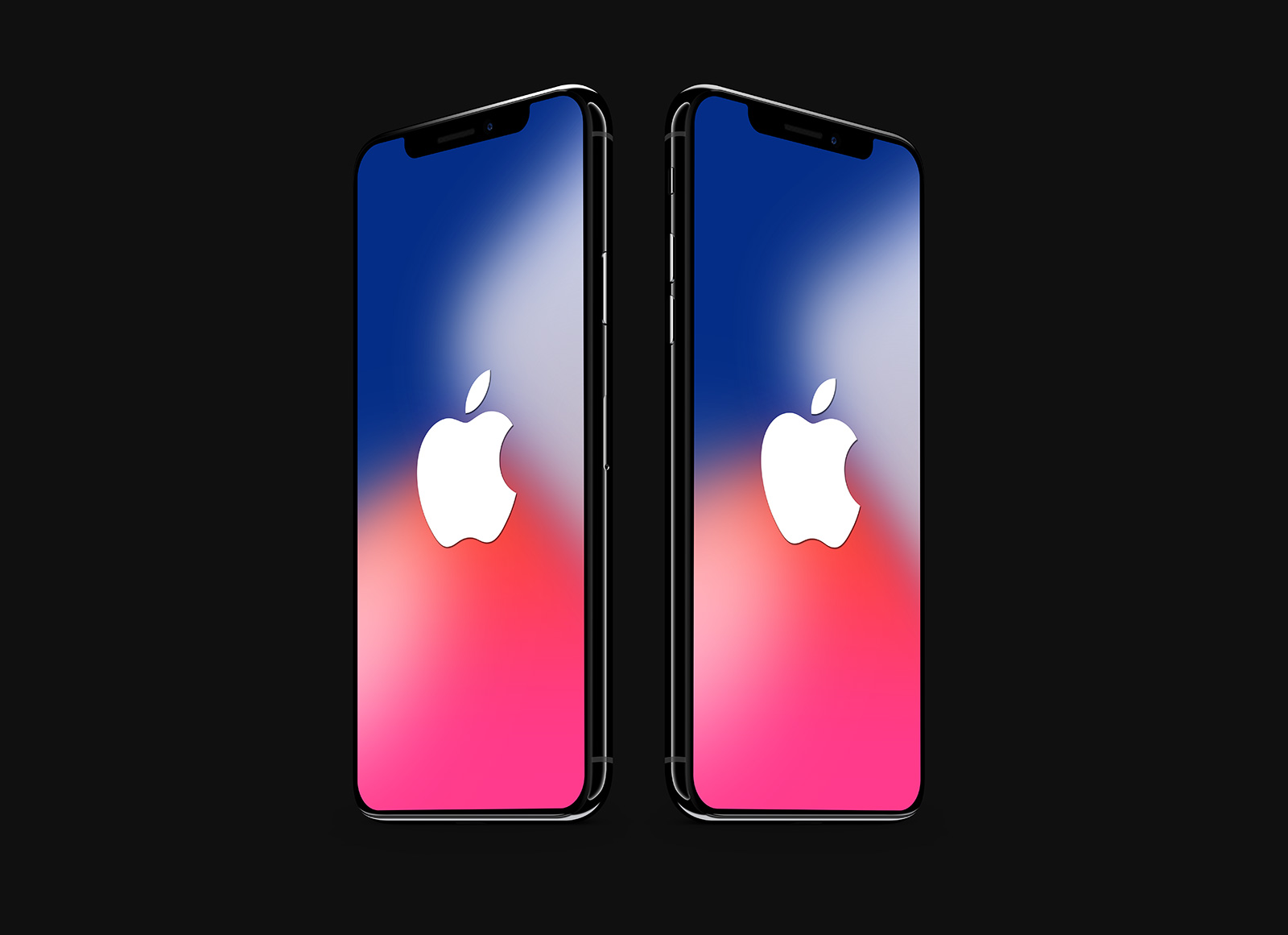 Free-iPhone-X-Side-View-Mockup-PSD
