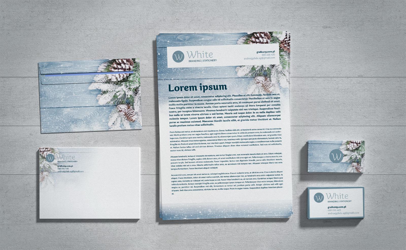 Free Branding Corporate Identity Stationery Mockup (2)