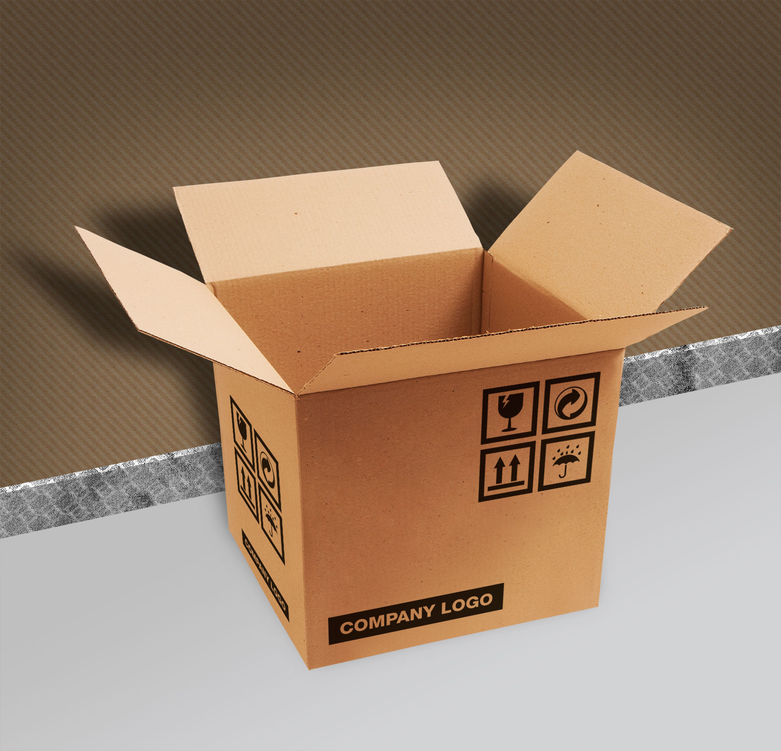 Free-Brown-Corrugated-Carton-Packaging-Box-Mockup-PSD