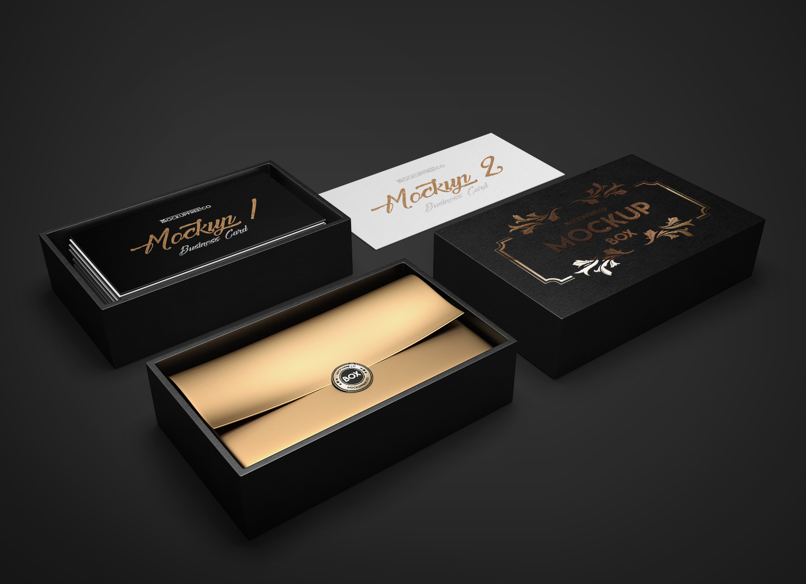 Free business card box presentation mockup psd good mockups free business card box presentation mockup psd magicingreecefo Images