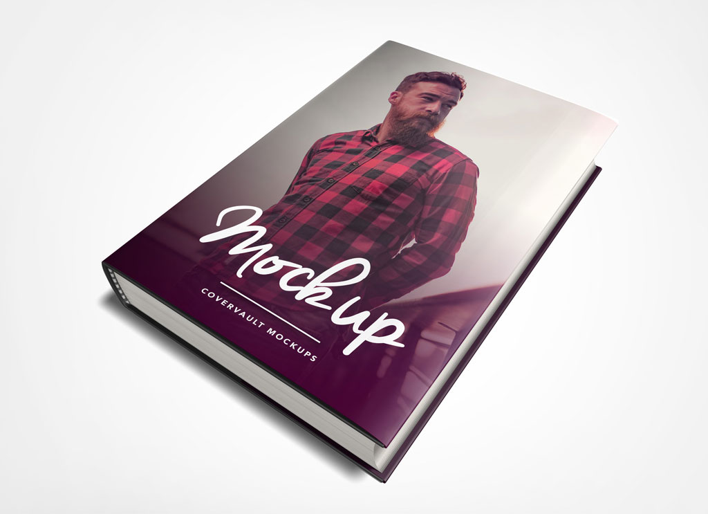 Free-Hardcover-Dust-Jacket-Mockup-PSD-(6-x-9-Inches)