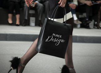Free-Leather-Shopping-Bag-Mockup-PSD