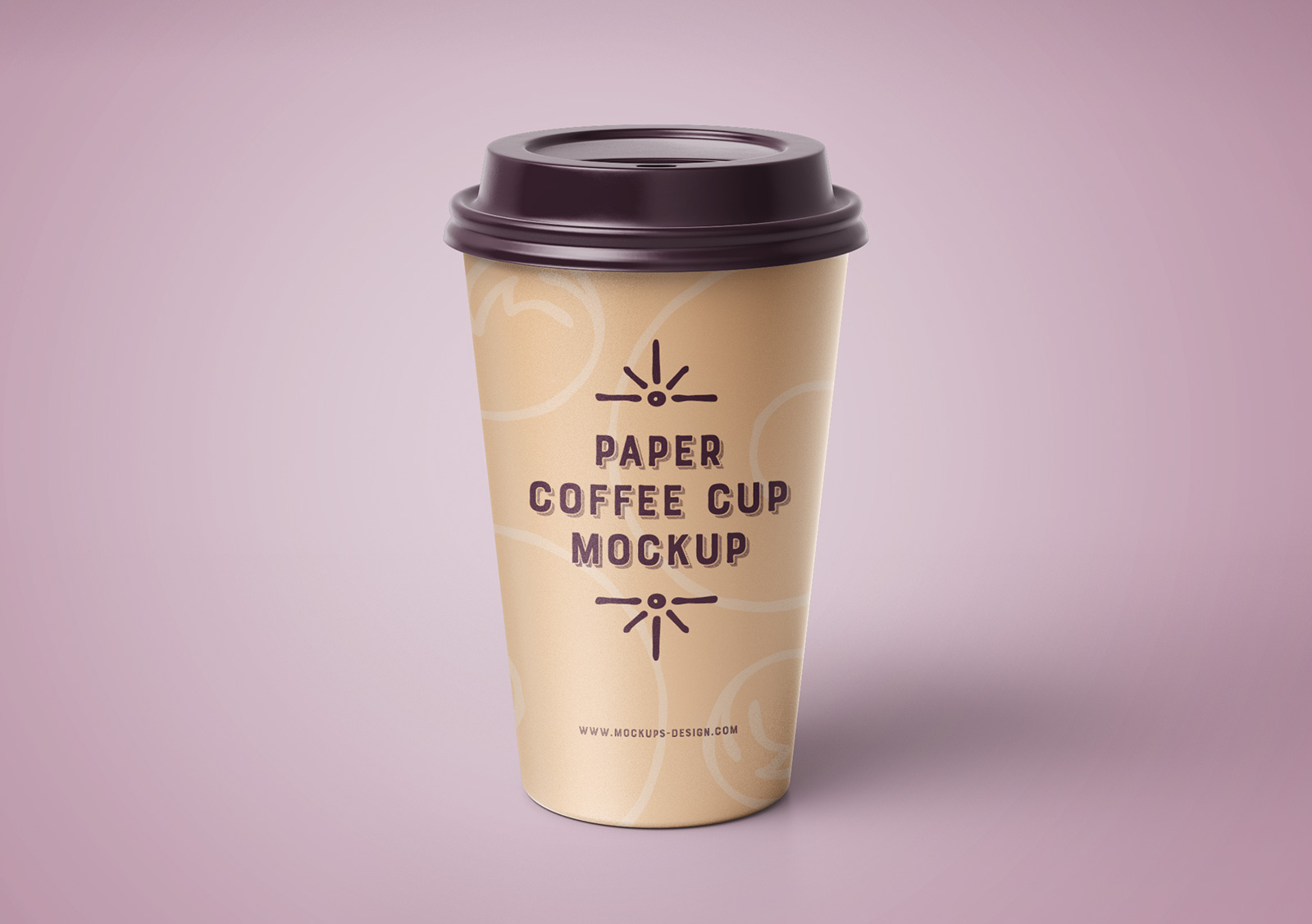 Free Paper Coffee Cup Mockup PSD (1)
