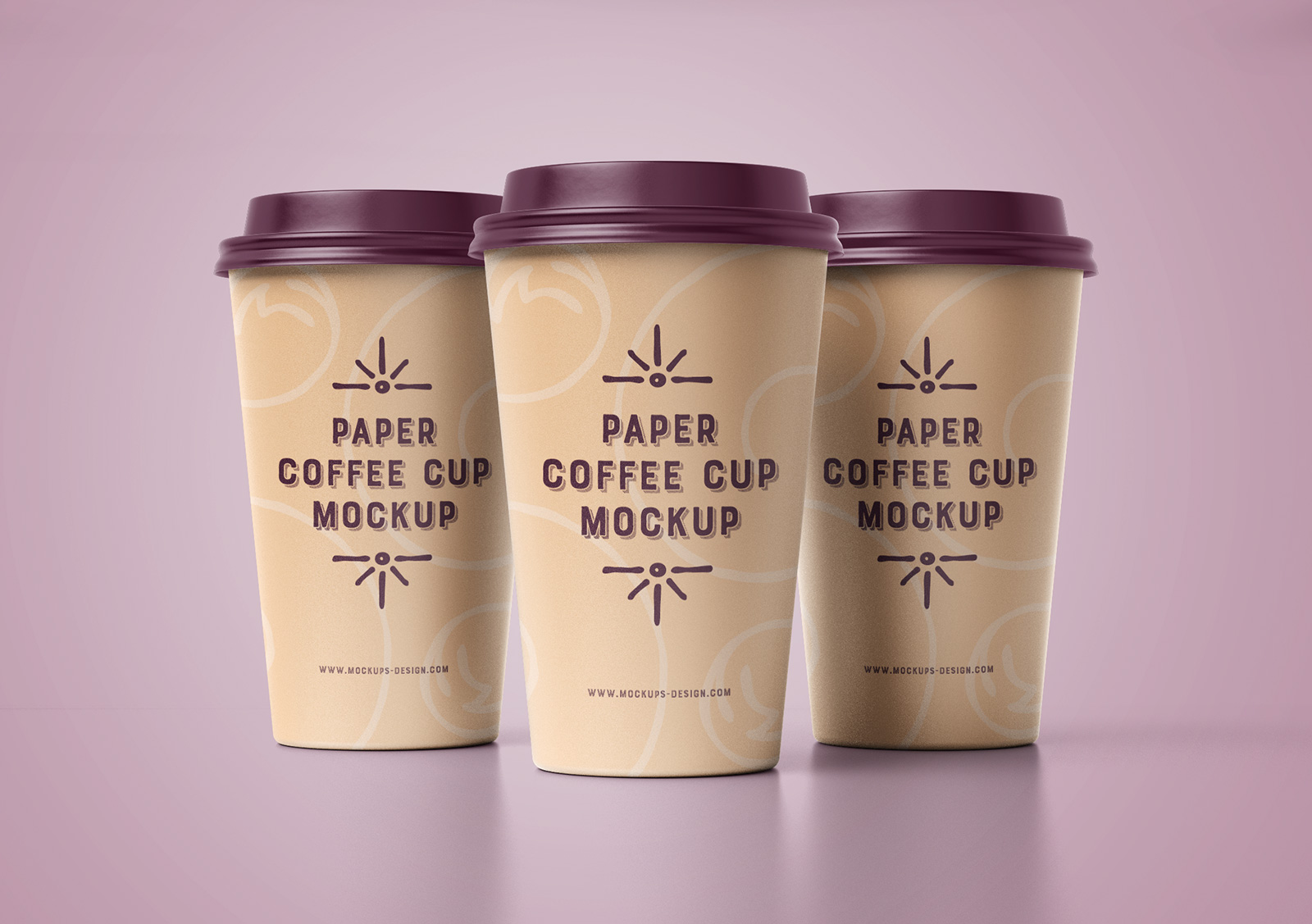 Free Paper Coffee Cup Mockup PSD (3)