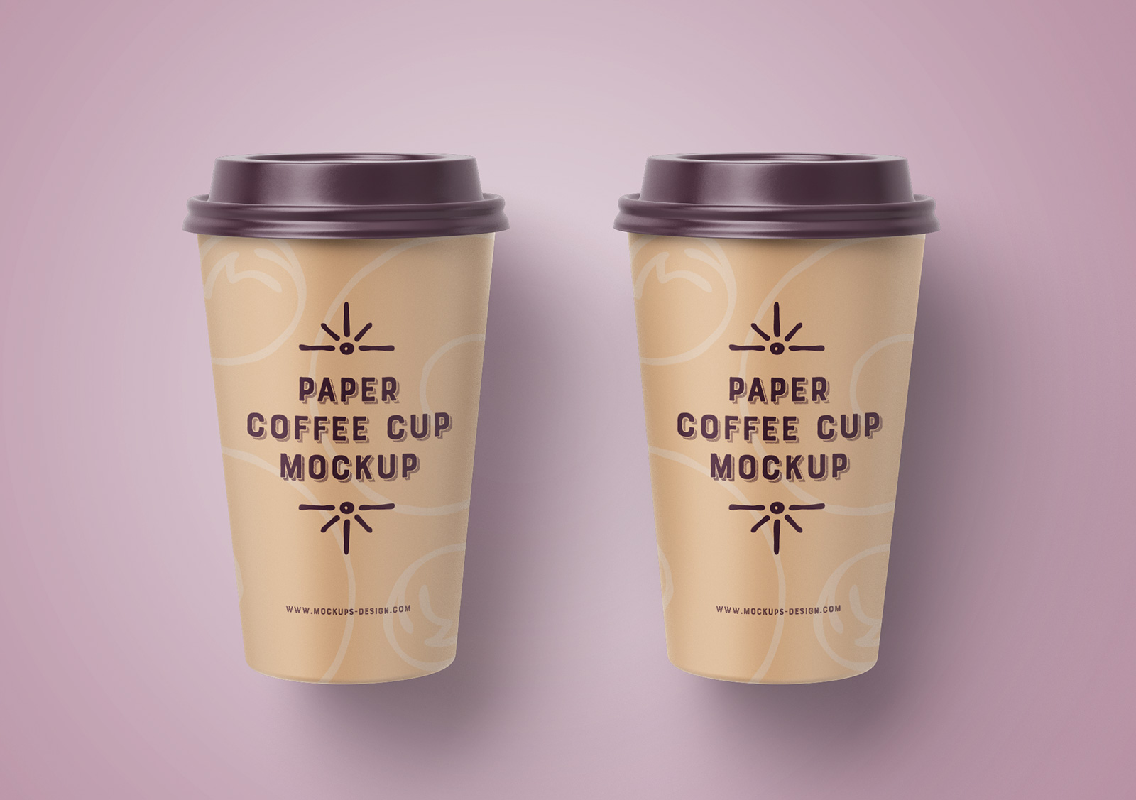 Free Paper Coffee Cup Mockup PSD (4)