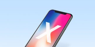 Free-Perspective-View-of-Apple-iPhone-X-PSD-Mockup