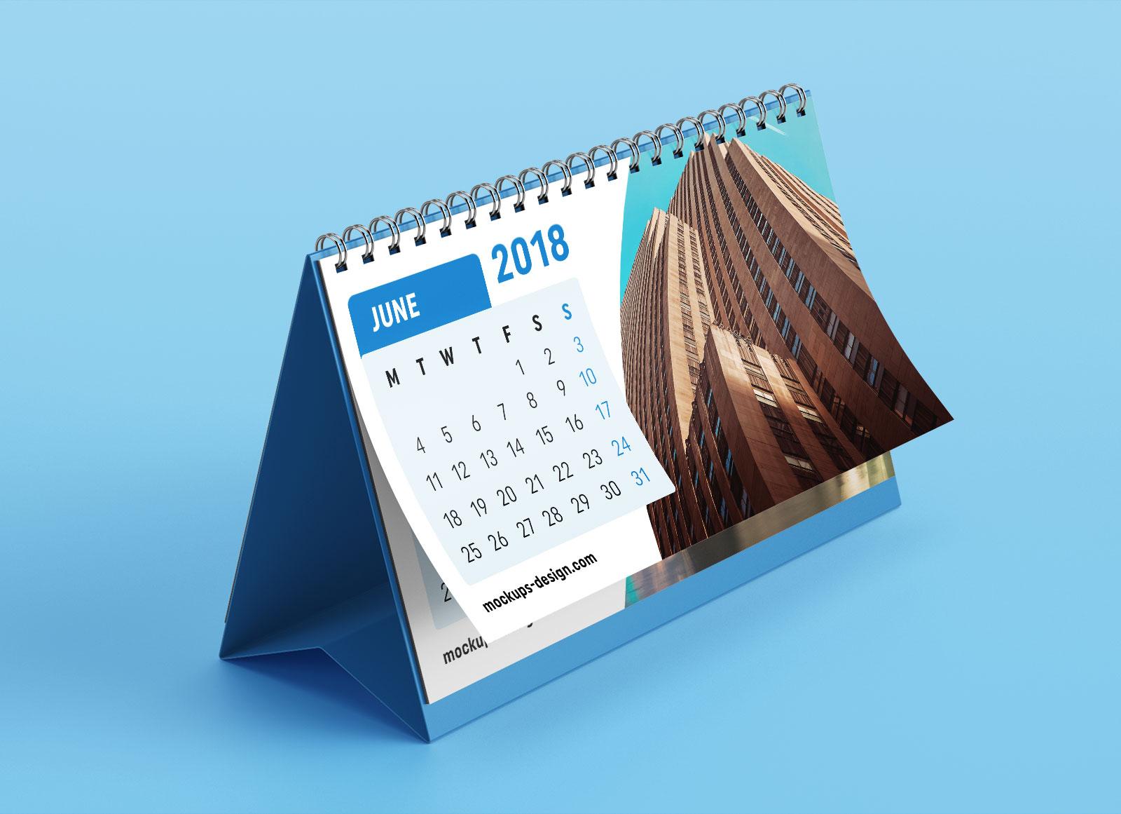 Free-Premium-Table--Desk-Calendar-Mockup-PSD