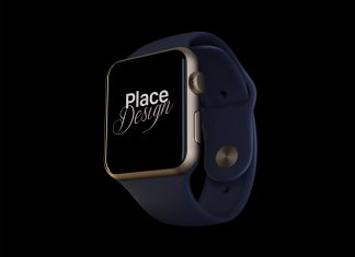 Free-Realistic-Apple-Watch-Series-2-Mockup-PSD