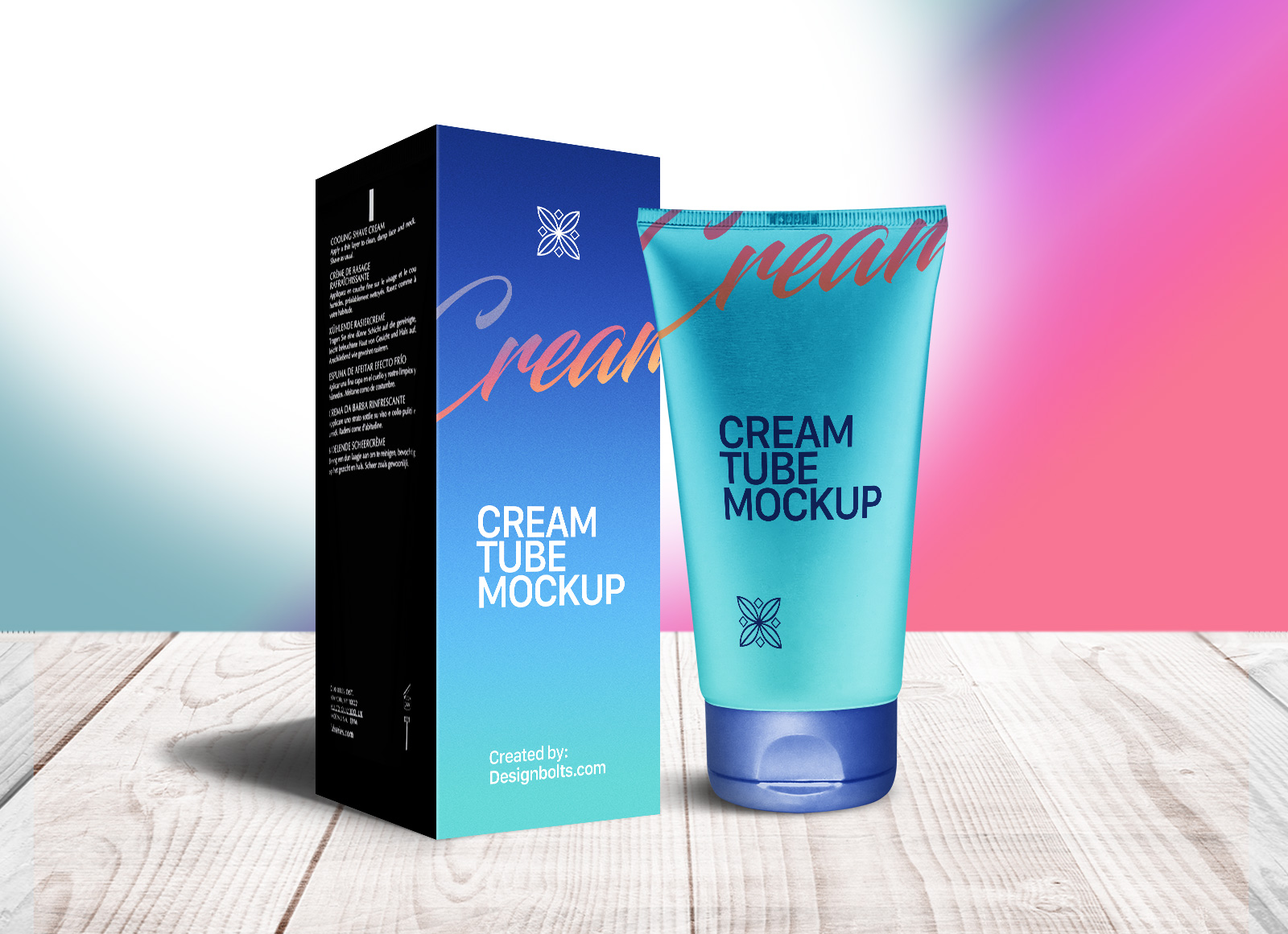 Free-Shaving-Cream-Tube-Mockup-PSD