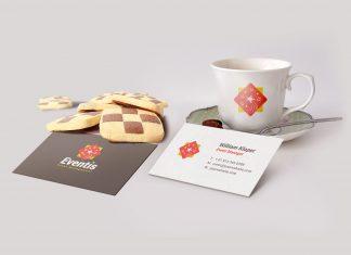 Free-Tea-Cup-&-Business-Card-Mockup-PSD