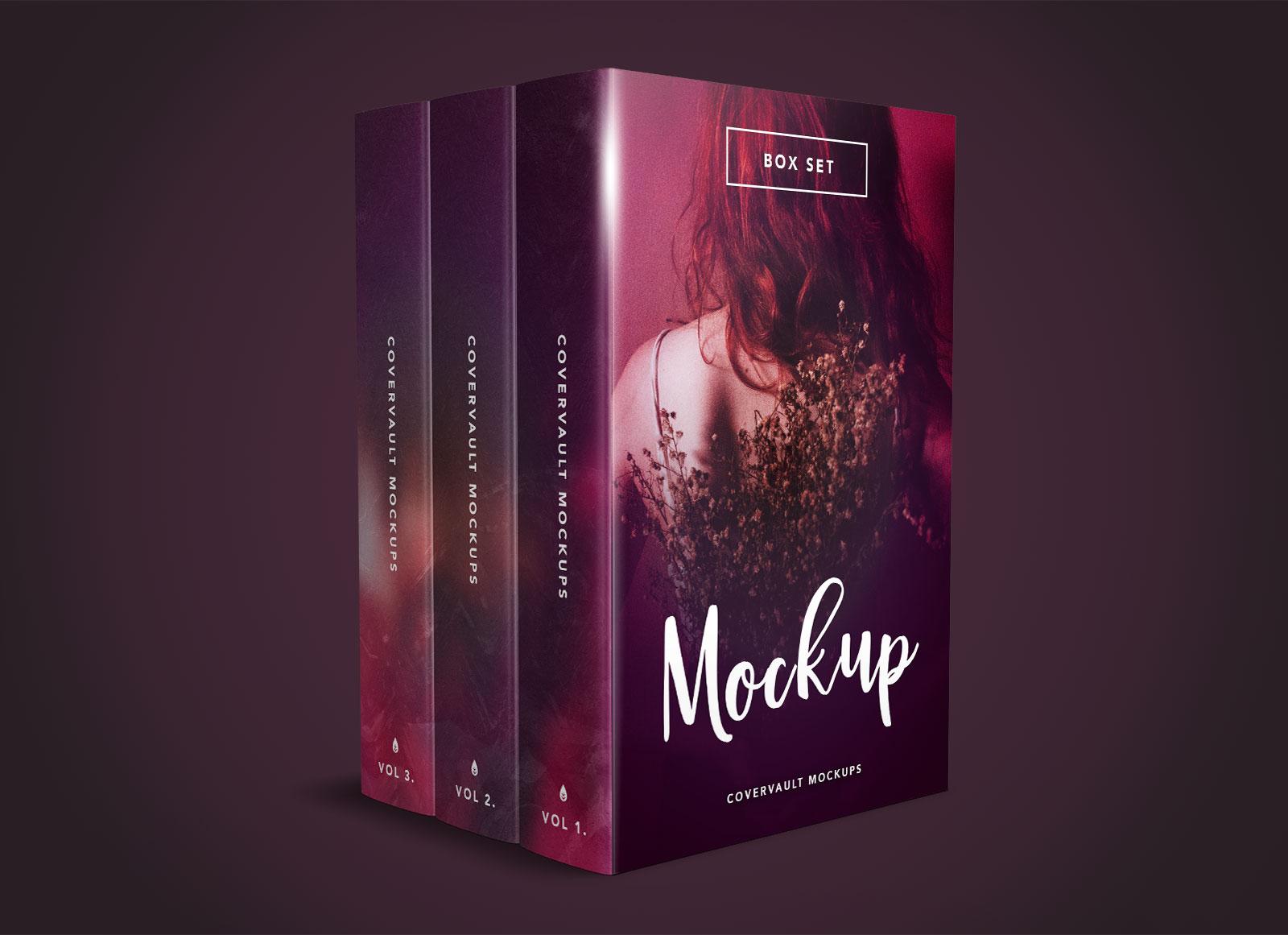 Free-3-Books-Set-PSD-Mockup-Template