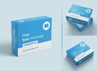 Free-Box-Packaging-Mockup-PSD-Set