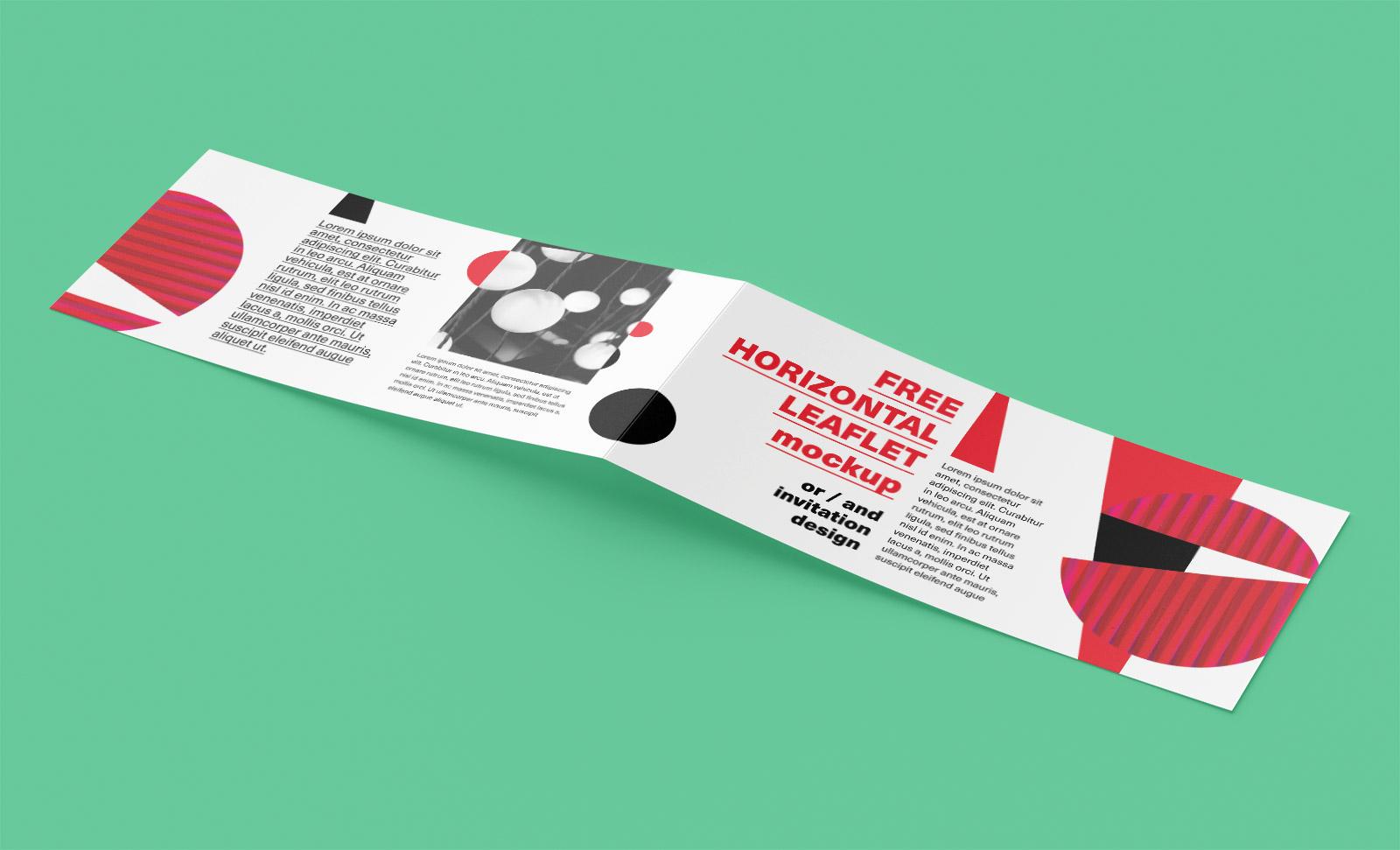 Free-DL-Size-Center-Fold-Brochure-Leaflet-Mockup-PSD-Set-2
