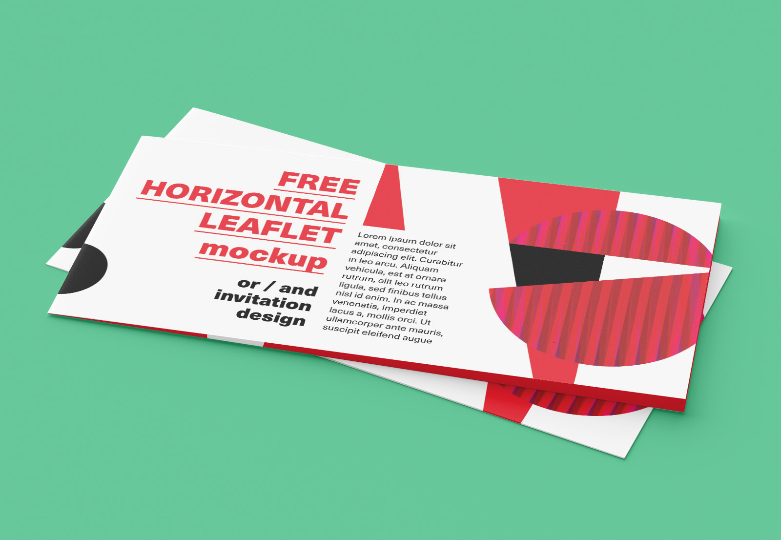 Free-DL-Size-Center-Fold-Brochure-Leaflet-Mockup-PSD-Set-4