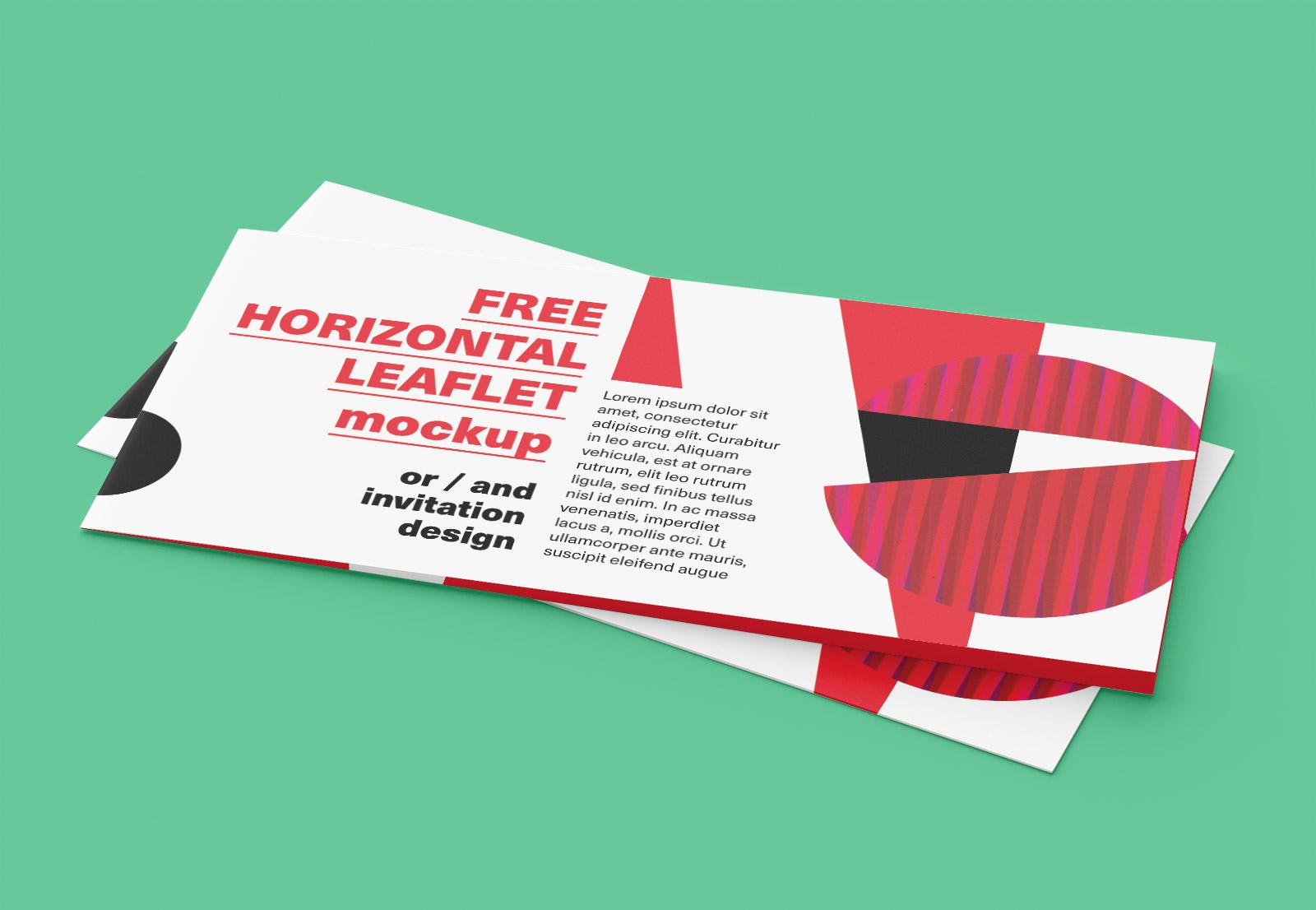 Free-DL-Size-Center-Fold-Brochure-Leaflet-Mockup-PSD-Set-4