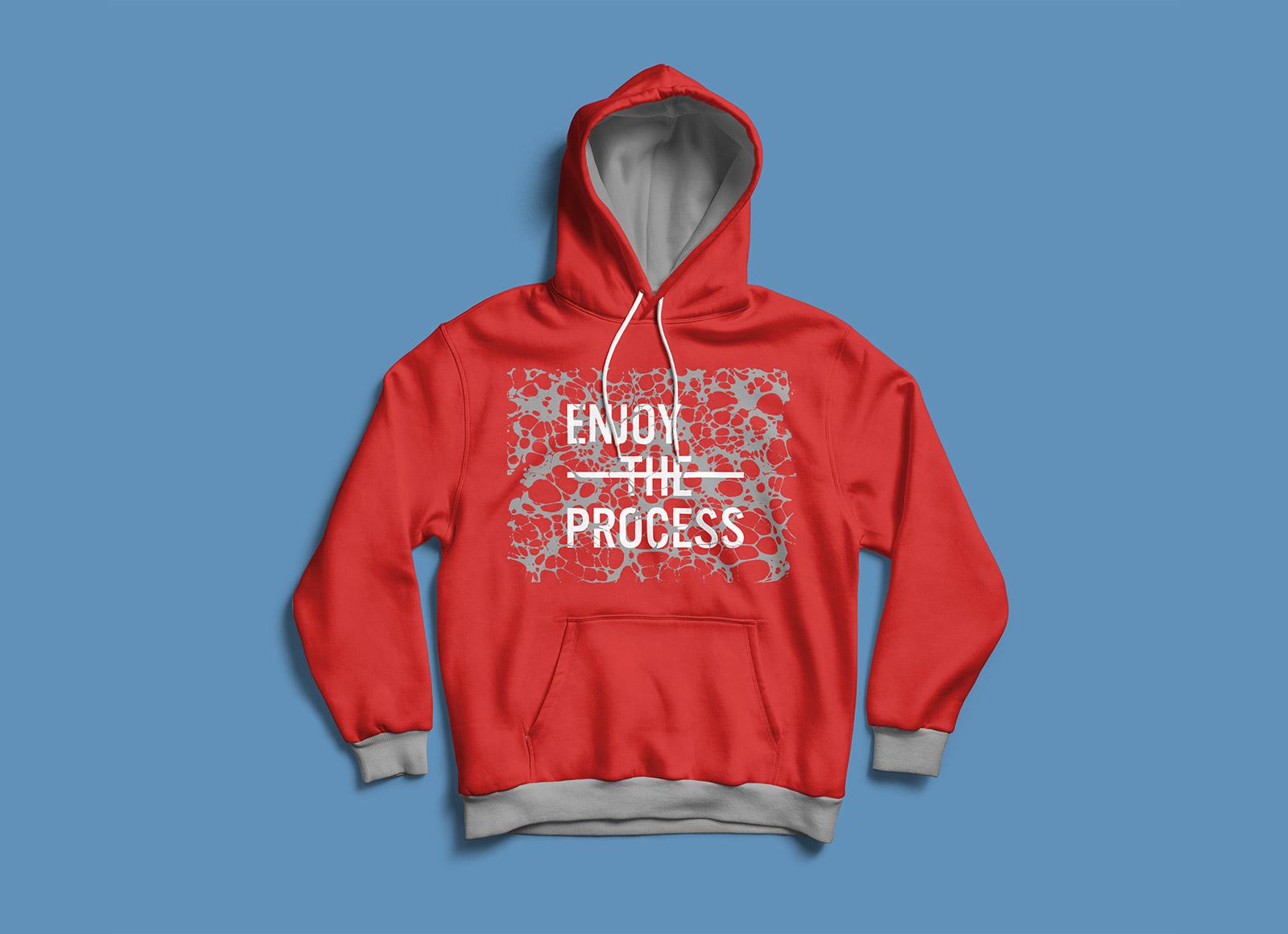 Free-Full-Sleeves-Hoodie-T-Shirt-Mockup-PSD