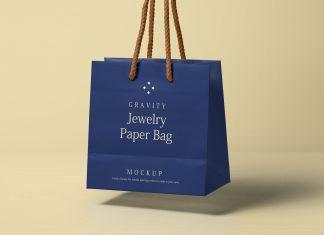 Free-Gravity-Paper-Shopping-Bag-Packaging-Mockup-PSD