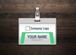 Free-ID-Card-Mockup-PSD-in-Shape-Layers