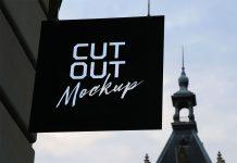 Free-Outdoor-Advertising-Cutout-Wall-Hanging-Shop-Sign-Board-Mockup-PSD-1
