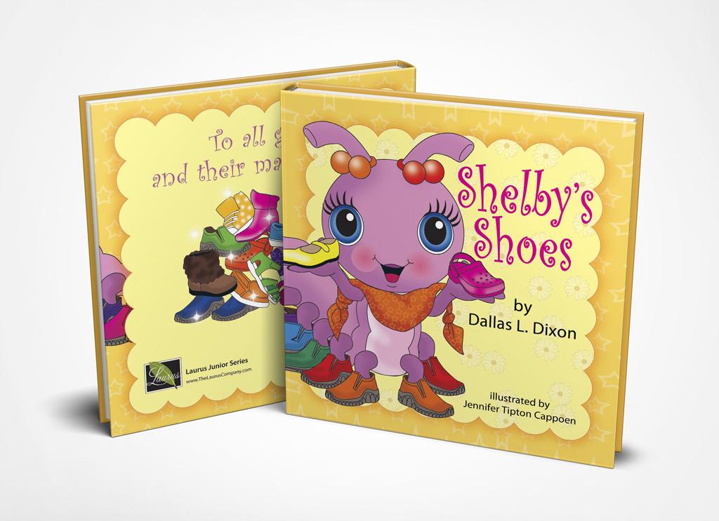Free Square Children's Book Mockup PSD Template - Good Mockups
