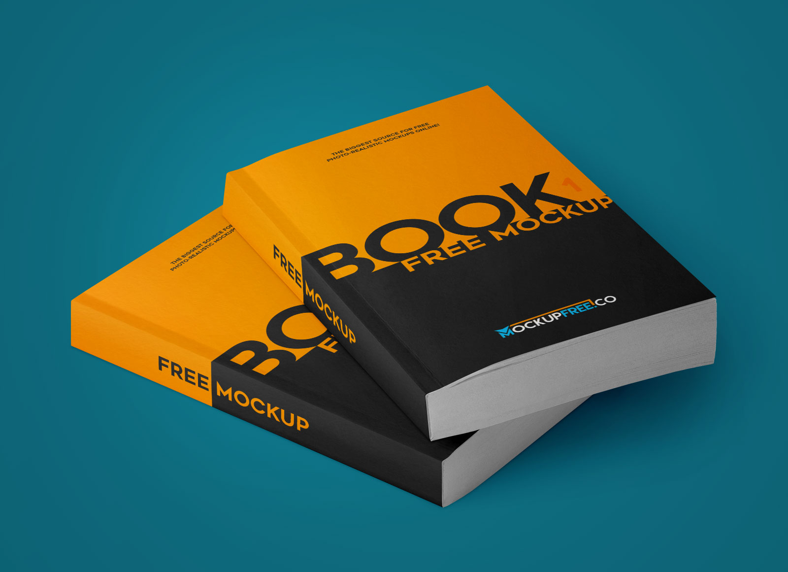 Free-Stacked-Paperback-Mockup-PSD