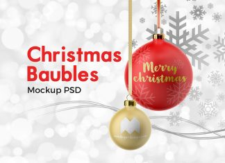 Free_Christams_Baubles_Mockup_PSD